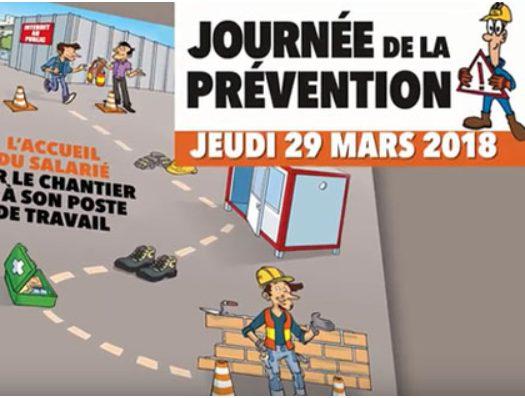 AMCO Journée prévention BTP 290318